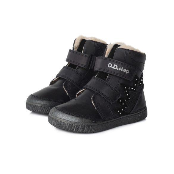D.D.Step téli gyerekcipő lány 068-286AL
